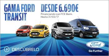 Anuncio Ford Vehículos Comerciales