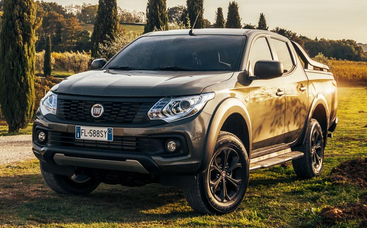 Fiat Fulback Cross
