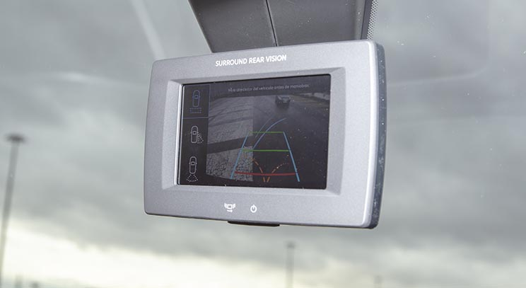 Surround Rear Vision