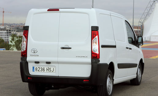 Toyota Proace Active