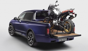 BMW X7 pick-up