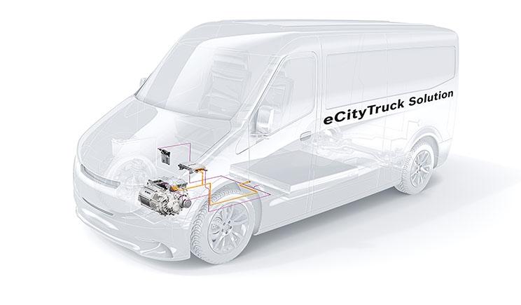 Soluciones Bosch vehículos comerciales