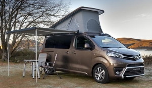Nuevo Toyota Proace Verso Nomad Home