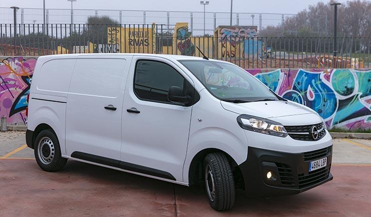 Prueba Opel Vivaro Furgón Select 1.5 diésel 120 CV