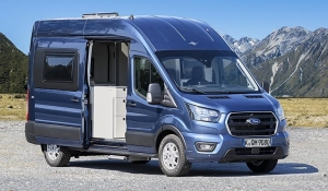 Ford Transit Big Nugget concept