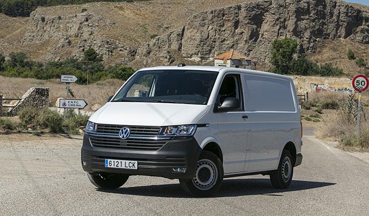 Volkswagen Transporter Furgón batalla corta 2.0 TDI