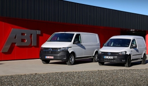 Nuevos e-Caddy ABT y e-Transporter ABT