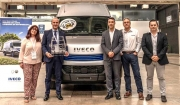 Premio para la Iveco Daily Blue Power en el Fórum Ecotransporte 2019