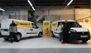 Proyecto 'Perros Felices' Fiat Professional