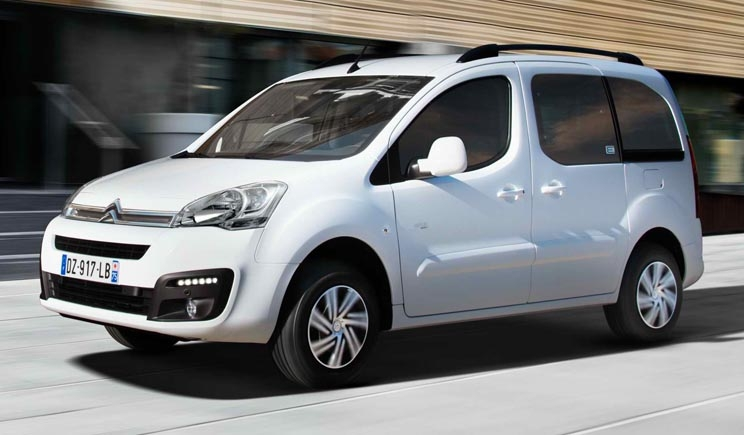 Citroën Berlingo Multispace eléctrica