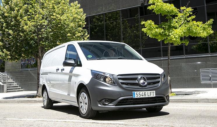 Prueba Mercedes-Benz Vito