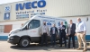 Iveco entrega la primera ambulancia de gas natural