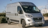 Prueba Fiat Ducato Furgón 35 Natural Power