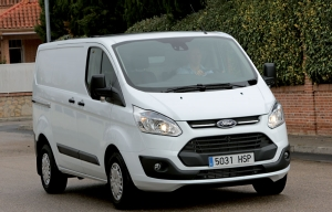 Ford Transit Custom Van FT 290 2.2 TDCi Trend